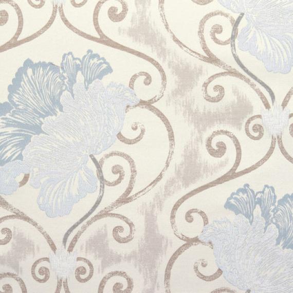 Ткань для штор 5 Avenue Aquamarine 01