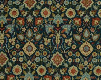 Ткань для штор Galleria Arben Balenciaga Adelle 555 Navy