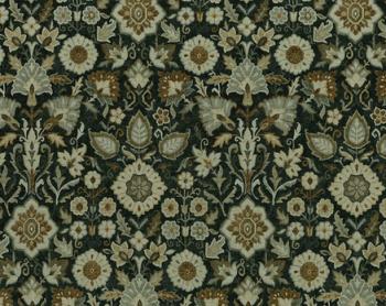 Ткань для штор Galleria Arben Balenciaga Adelle 947 Noir