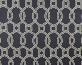 Ткань для штор Daylight Isadore Colonnade Sapphire